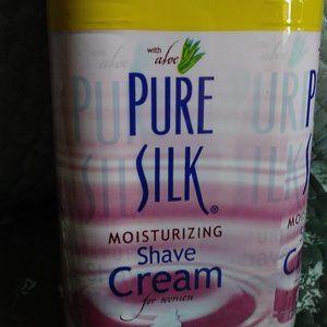 Variety Lot of 5 Moisturizing Shave Cream